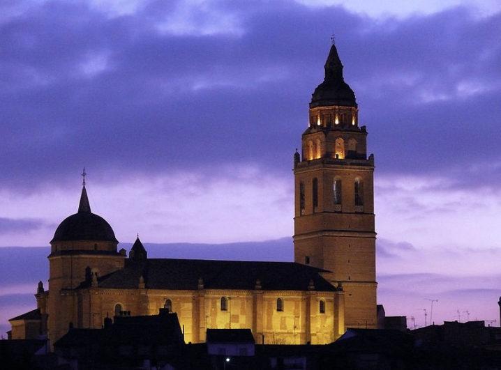 Iglesia de Santa María de Alaejos