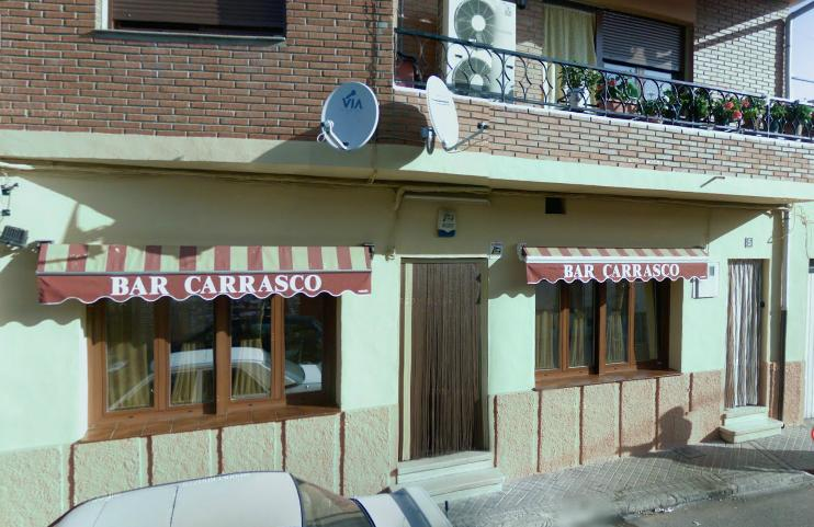 Bar el Carrasco, Alaejos