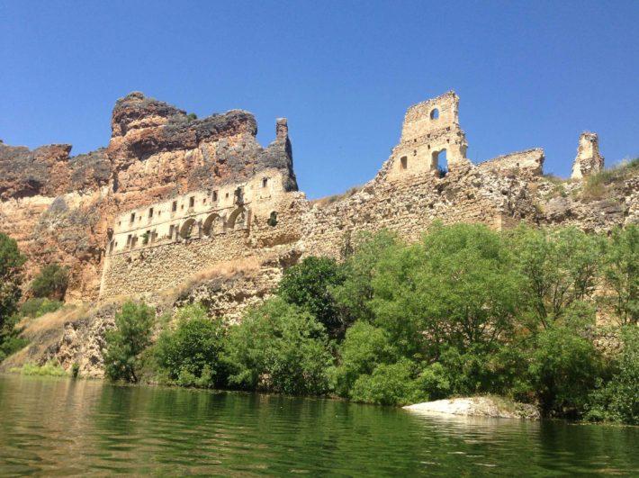 Monasterio en las Hoces del Río Duratón