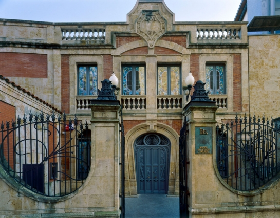 Museo casa lis joya del art nouveau y art dec en salamanca - La casa lis de salamanca ...