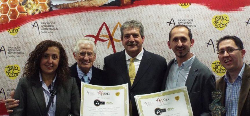 Ganadores de los Premios Artesanos de Castilla y León 2013