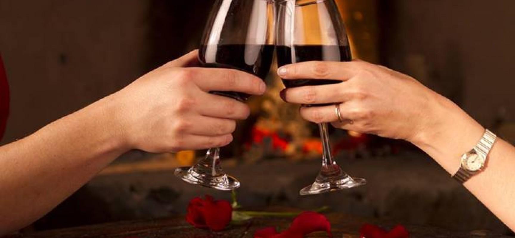 Тосты романтичные