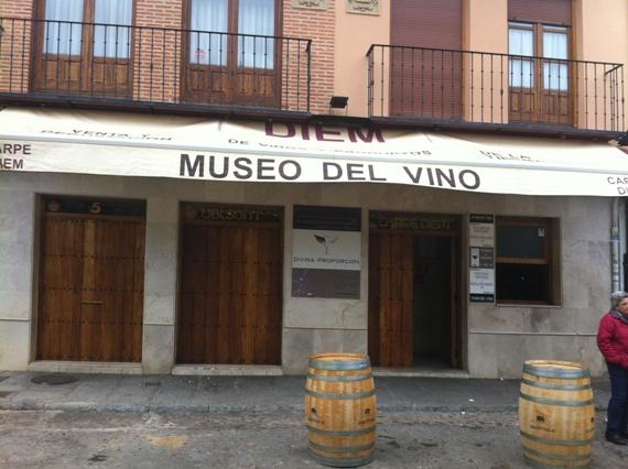 tapear en Toro Restaurante Museo del Vino en Toro