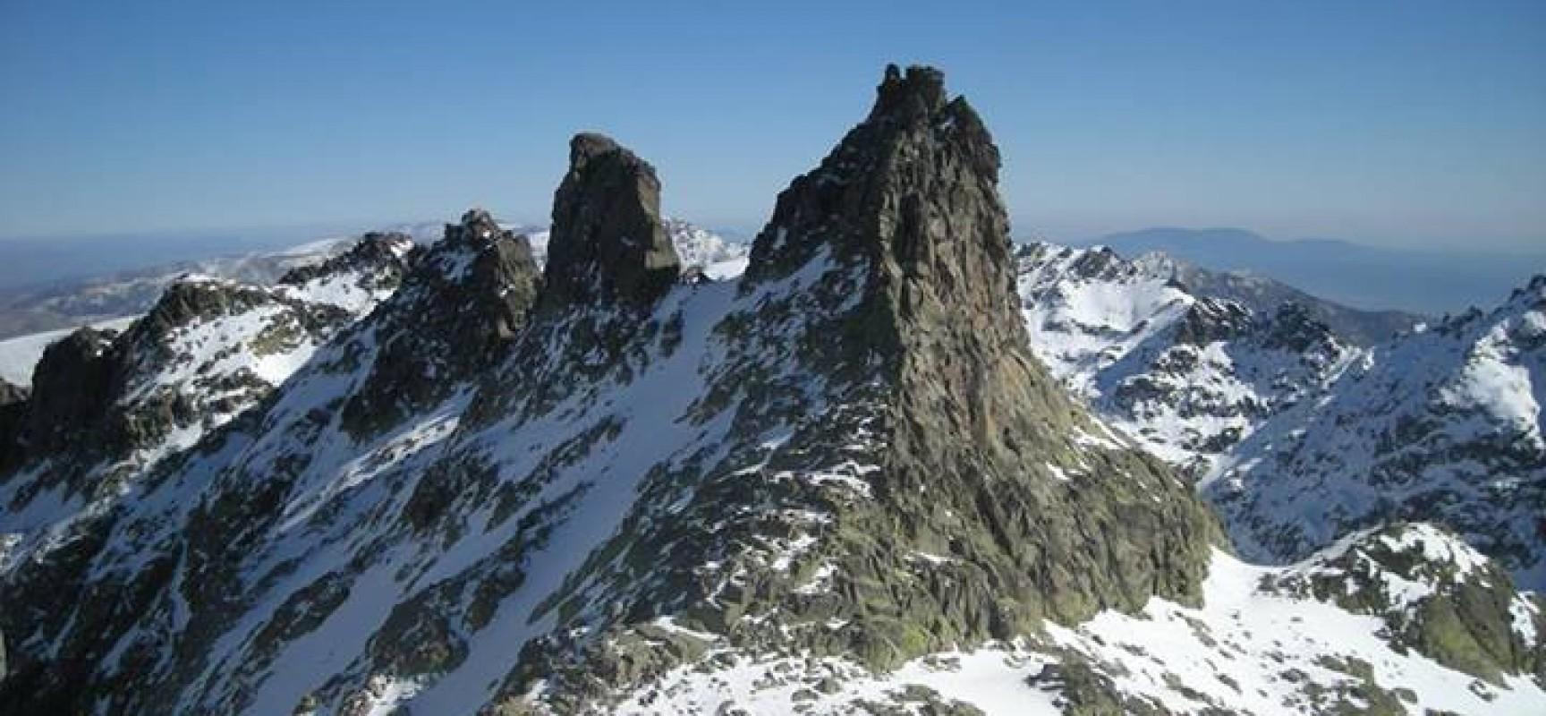 10 espectaculares paisajes nevados de castilla y le n - Paisajes nevados para pintar ...