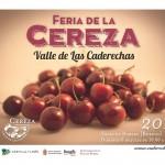 CARTEL XI FERIA DE LA CEREZA DEL VALLE DE CADERECHAS