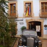 Descansar en el Hotel Vado del Duratón de Sepúlveda