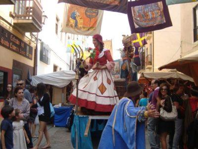 Más de 50 mercados medievales te esperan este verano en Castilla y León