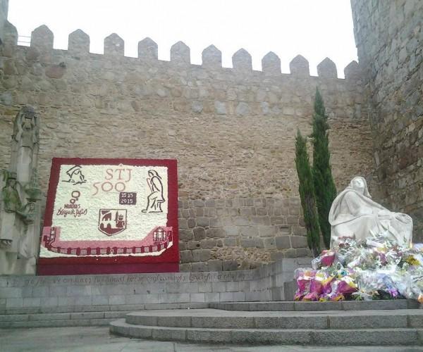 Comienza hoy el V Centenario de Santa Teresa de Jesús