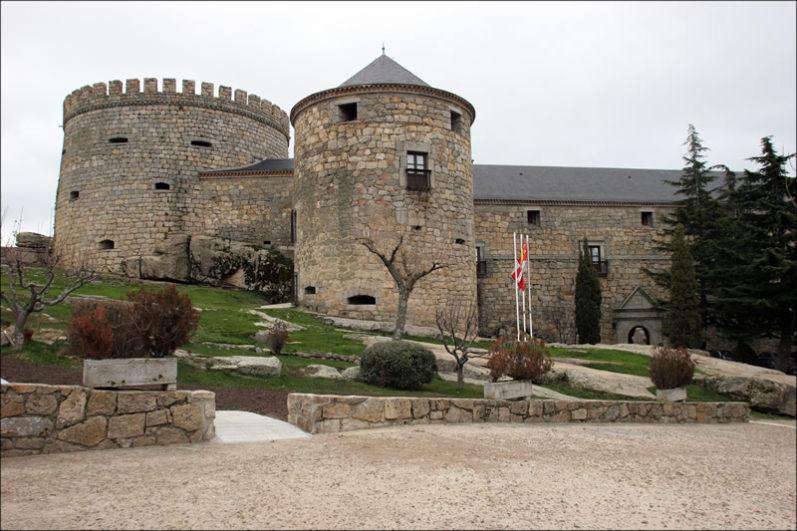 Resultado de imagen de el fantasma del castillo de las navas del marques