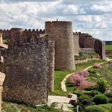 Ciudades y pueblos amurallados de Castilla y León