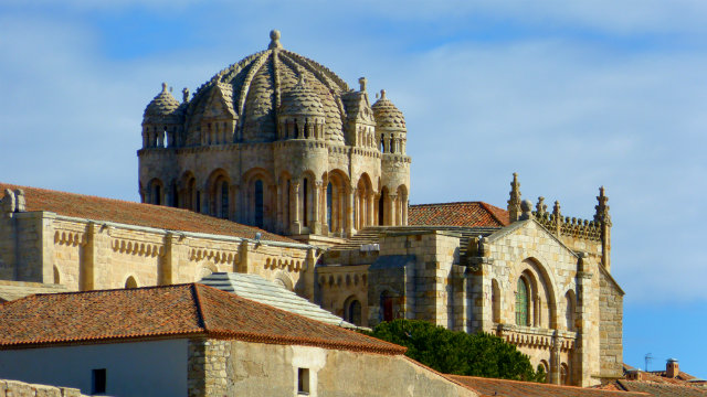Gu a para visitar zamora for Catedral de zamora interior