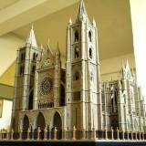 El Camino de Santiago en miniatura
