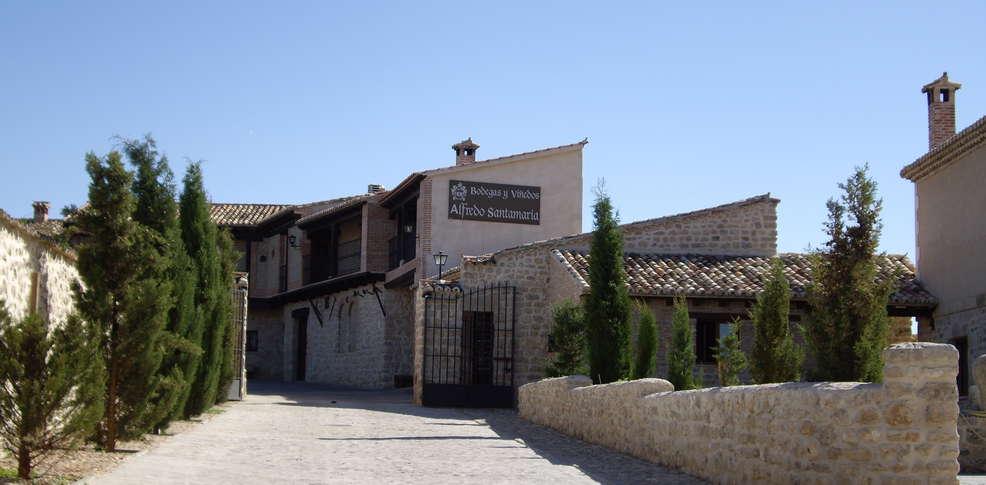 Bodegas Alfredo Santamaría - Destino Castilla y León
