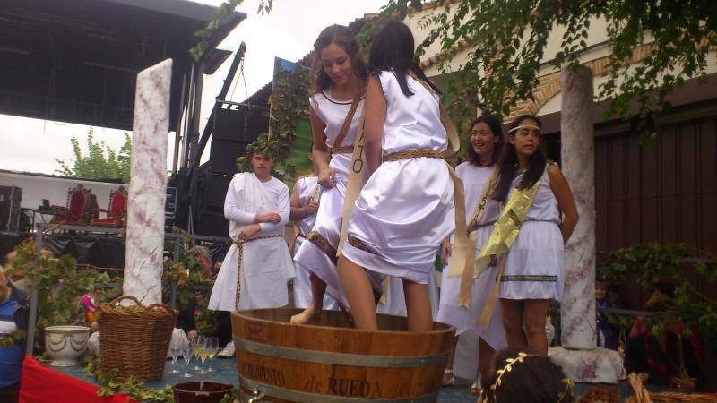 Continan las actividades de la Fiesta de la Vendimia