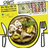 Vuelven las Jornadas Gastronómicas Buscasetas 2015 a Castilla y León!