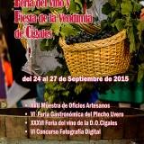 Fiesta de la Vendimia de Cigales 2015