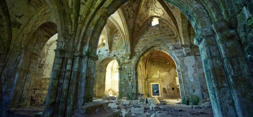10 monasterios abandonados de Castilla y León