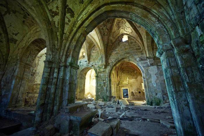 Monasterio de Rioseco fuente: monasterioderioseco.com
