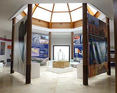Museo del Petróleo viajar con niños en Burgos