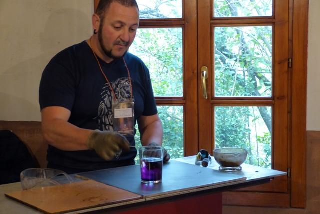 Explicación de las propiedades del manganeso - Destino Castilla y León