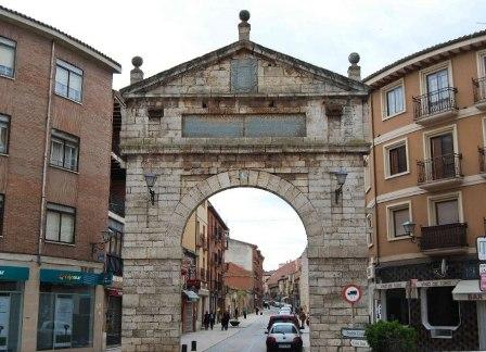 Arco de Toro - Destino Castilla y León