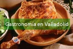 Gastronomía en Valladolid