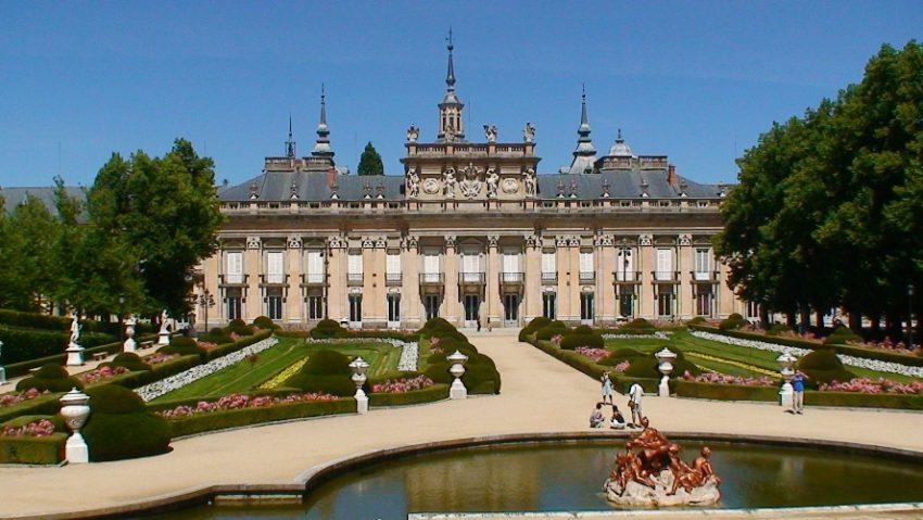 Real sitio de la Granja - Destino Castilla y León