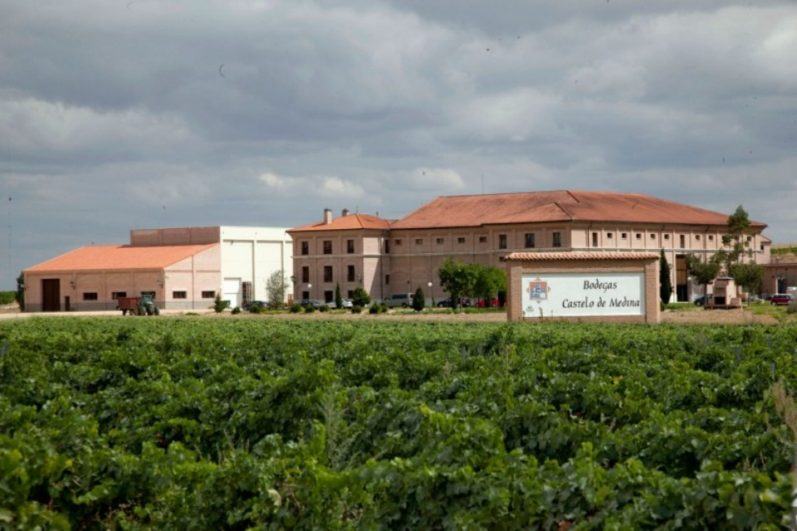 Bodega Castelo de Medina - Destino Castilla y León