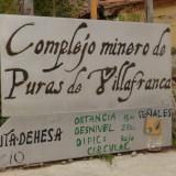 Turismo entre minas y cuevas de Puras de Villafranca