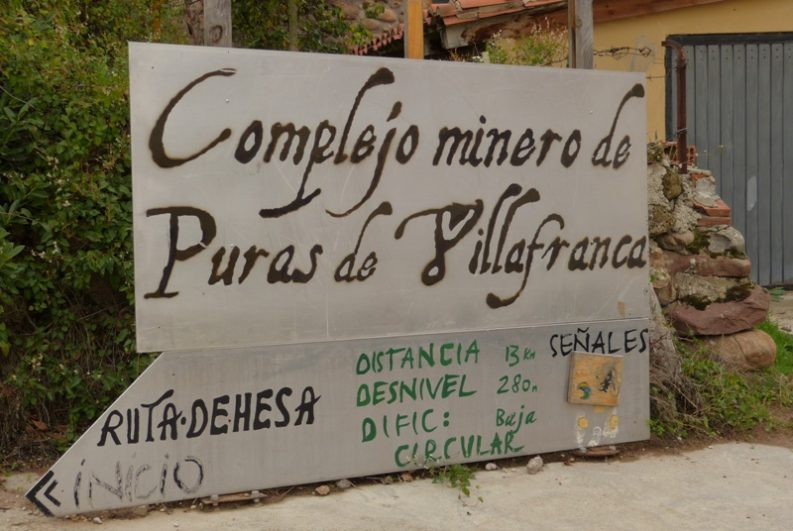 Complejo minero de Puras de Villafranca - Destino Castilla y León