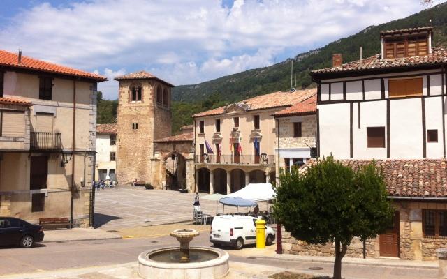 Calles de Oña - Destino Castilla y León