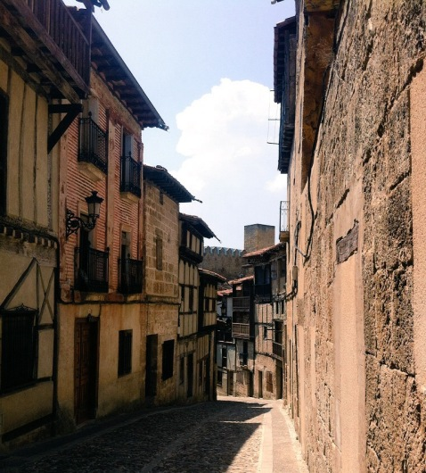 Callejuelas de Frías - Destino Castilla y León