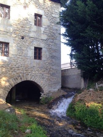 Molino de Vallejo, restaurado, funciona perfectamente - Destino Castilla y León