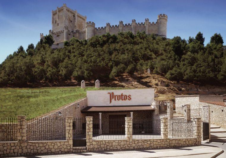 Bodegas Protos - Ruta del Vino de la Ribera del Duero