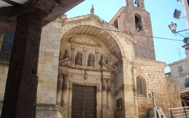 Iglesia de Poza de la Sal – Destino Castilla y León