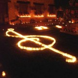 Los conciertos de las velas de Pedraza celebran su 25 aniversario