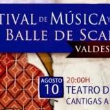Festival de Música y Teatro Balle de Scapa, en Valdescapa