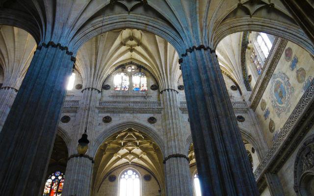 Interior de la Catedral de Salamanca - Destino Castilla y León