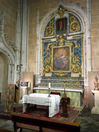 Capilla de San Clemente - Imagen de Catedral de Salamanca
