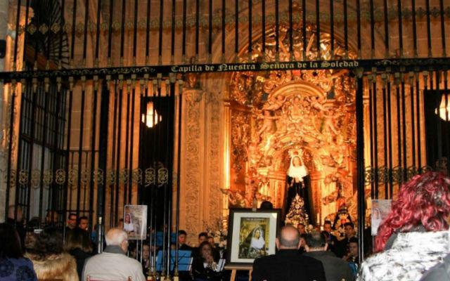 Capilla de la Soledad - Imagen de Salamanca Costalera