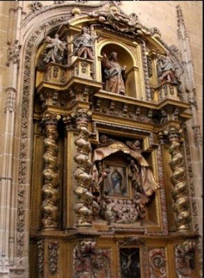Capilla de la Virgen del Desagravio - Imagen de Pinceladas de la Historia