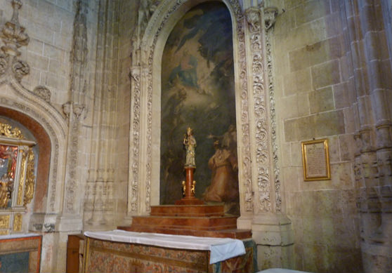 Capilla de la Virgen del Pilar - Imagen de Abrahan Viajero