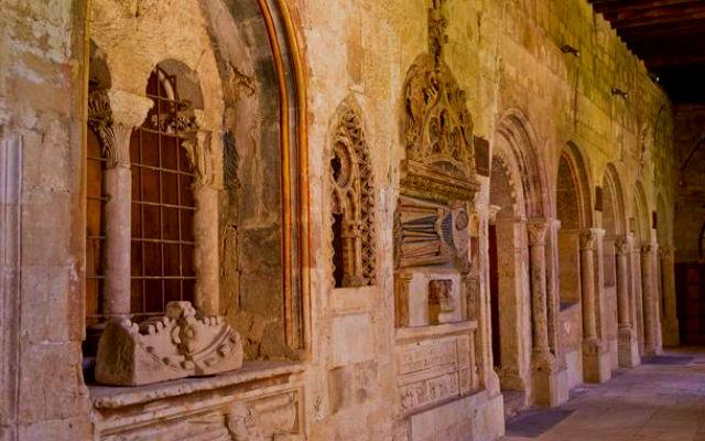 Sala Capitulares del Claustro - Imagen de Terranostrum