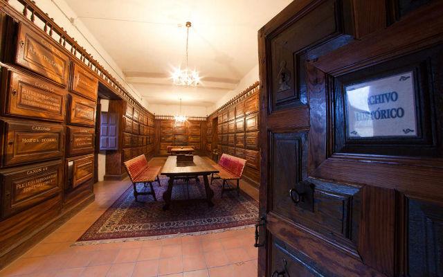 Archivo de la Catedral de Salamanca - Imagen de CatedralDeSalamanca