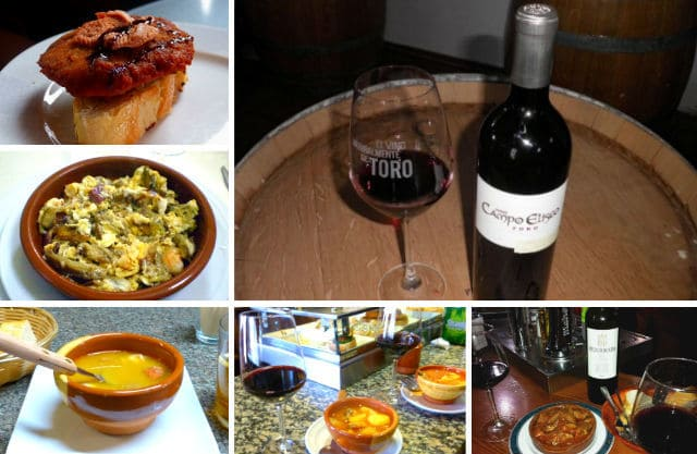 Comer de tapeo en Toro - Destino Castilla y León