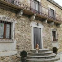 Alojarse en la Posada de los Aceiteros de Ahigal de los Aceiteros, en las Arribes del Duero de Salamanca