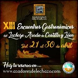 Encuentros Gastronómicos del Lechazo Asado de Castilla y León