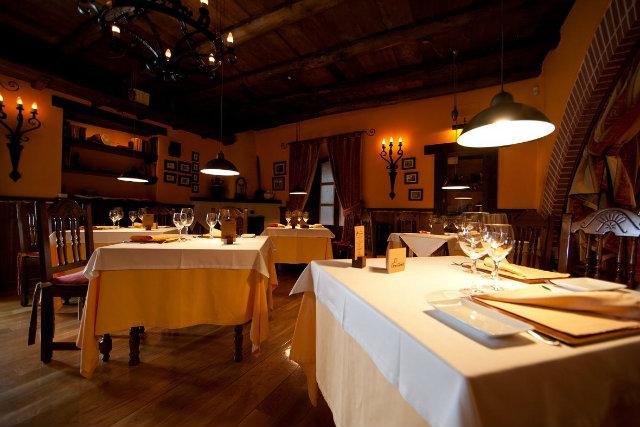 Descubre los restaurantes estrella michelin de castilla y - Restaurante villena segovia ...