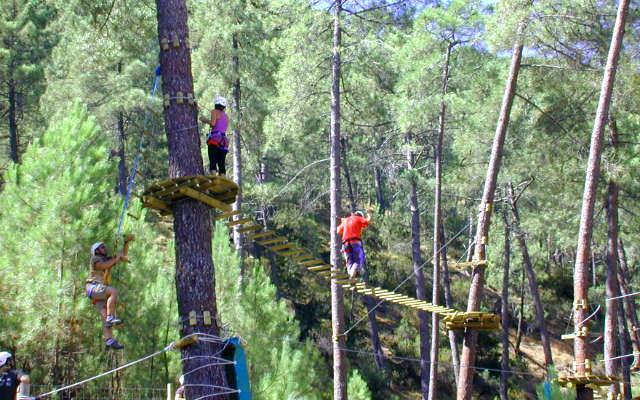 Bosques de Aventuras de Castilla y León