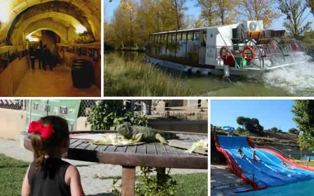 fin de semana de relax en Castilla y León